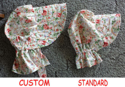Custom Made Bonnet-Rawhide Gifts and Gallery