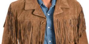 western history]y of fringe jackets
