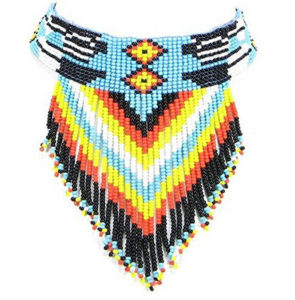 beadwork-black-turquoise-blue-beaded-chocker-necklace