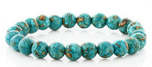 Blue-Green-Turquoise-Round-Bracelet