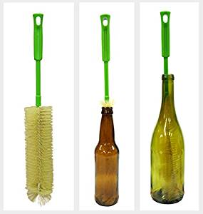 Bottle Brushes Making Kombucha brewing and easy cleanup