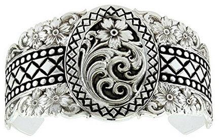 Montana Silversmith Jewelry Wilderness Cuff Bracelet