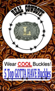 Western Style Buckles
