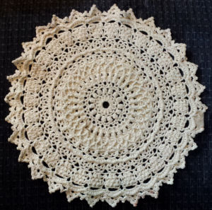 Needlework Creative Crochet Doily Patterns Patricia Kirstofferson