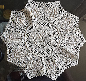 Needlework Creative Crochet Doily Patterns