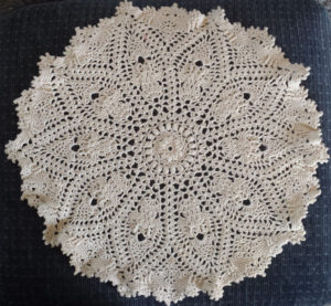 Needlework Creative Crochet Doily Patterns-Patricia Kristofferson Patterns
