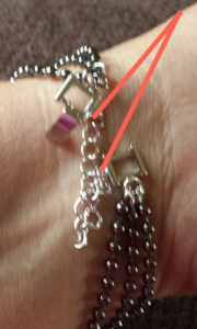 Montana Silversmith DoubleHeart Bracelet