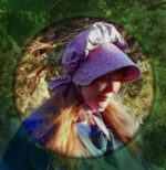 Bonnet Model for Rawhide Gifts and Gallery
