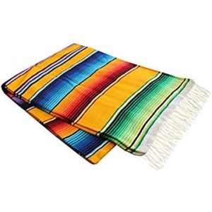 Sunrise Colored Mexican Serape