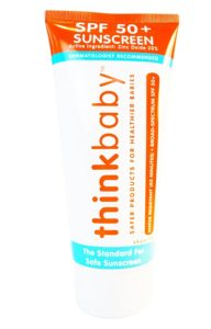 thinkbaby organic sunscreen