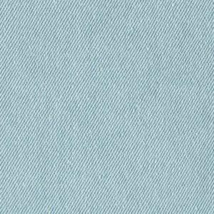 Bleached denim fabric